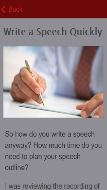 how to write speech in a story Write don't get bogged down by the formalities of writing just write your speech in your own voice, which means you should write it in the same way you would normally talk just write your speech in your own voice, which means you should write it in the same way you would normally talk.