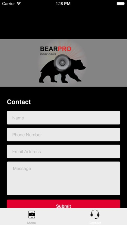 REAL Bear Calls & Bear Sounds for Big Game Hunting - BLUETOOTH COMPATIBLE screenshot-3