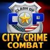 Clash of Cop City Crime Combat