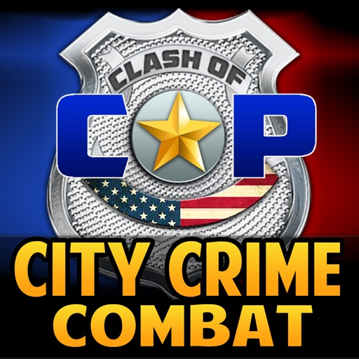 Clash of Cop City Crime Combat