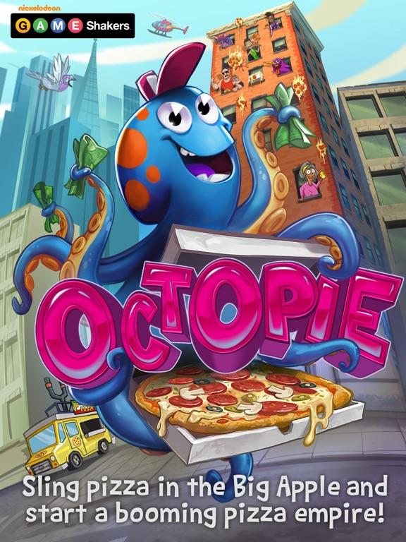 OctoPie - a Game Shakers Appのおすすめ画像1