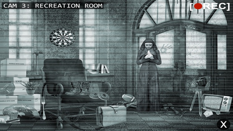 Escape From The Asylum. screenshot-3