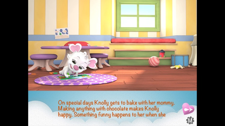 Knolly Nibbles: A Tale of Tails screenshot-4