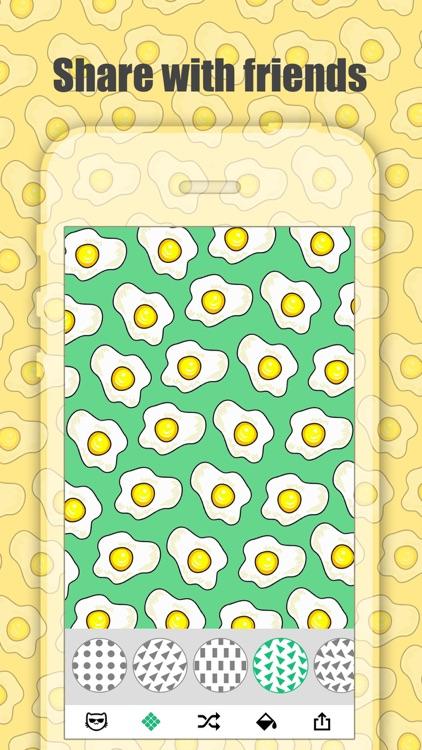 Pattern Maker Pro - Create Cute Background.s & Wallpaper.s screenshot-4