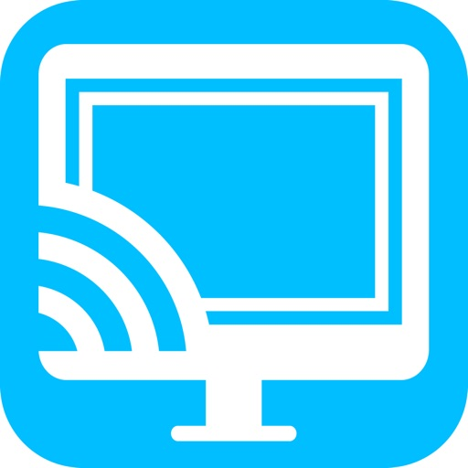 Video & TV Cast for Chromecast: Stream Movies App application logo