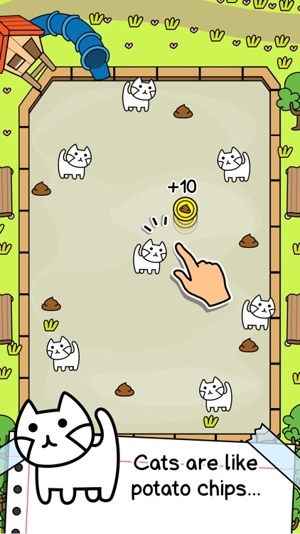 Cat Evolution Clicker Game
