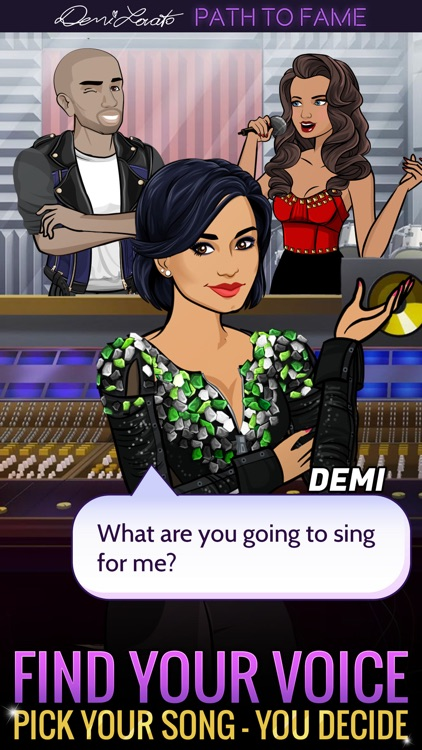 Demi Lovato: Path to Fame screenshot-4