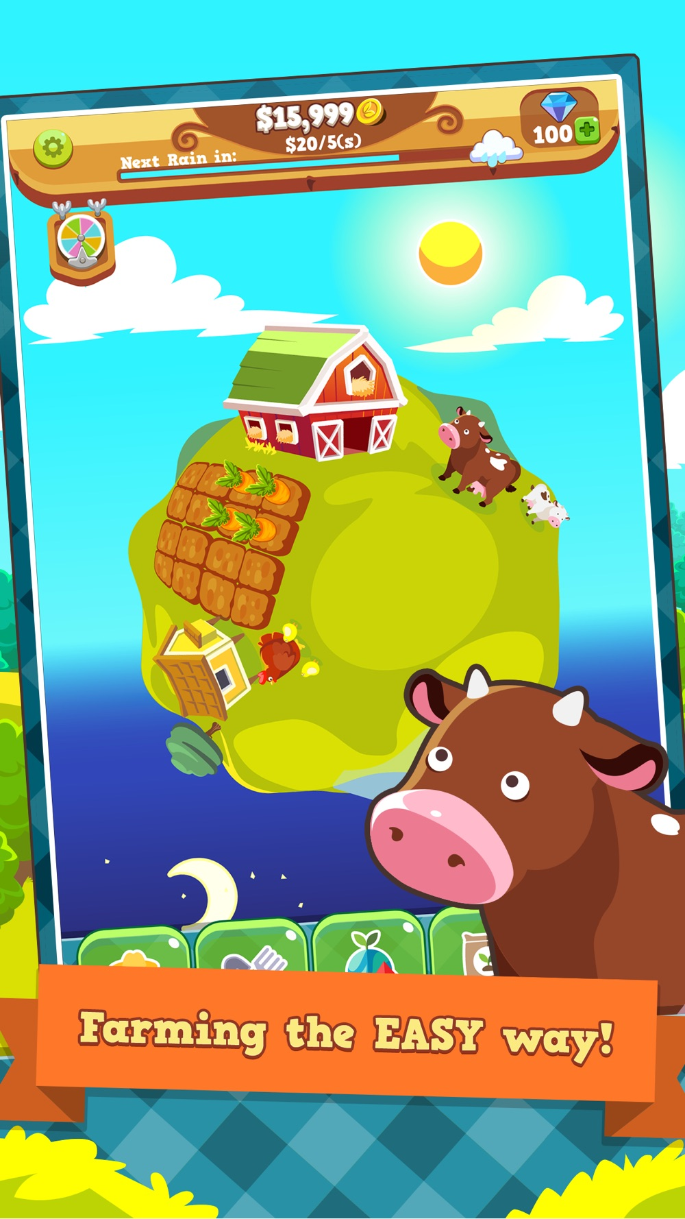 Tiny Farm Planet – Idle Clicker Game Cheat Codes
