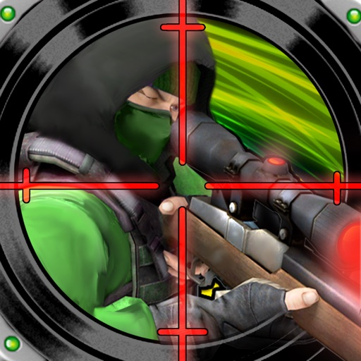 Sniper 3D - Assassin Shooter At War Edition icon