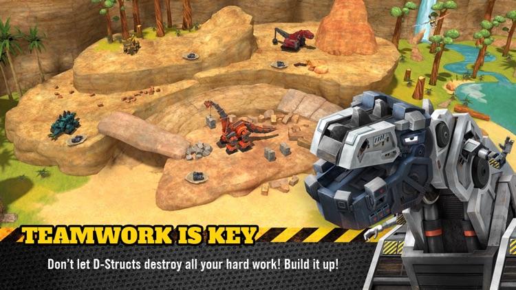 Dinotrux: Trux It Up! screenshot-3