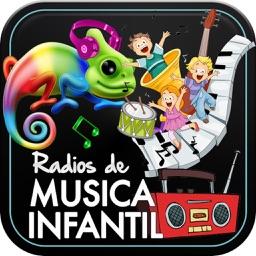 Emisoras de Radio de Música Infantil