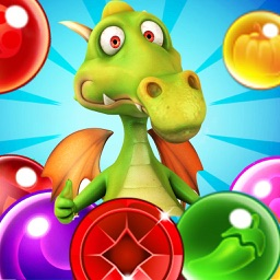 Pop Dino Match Jelly Jewels dash