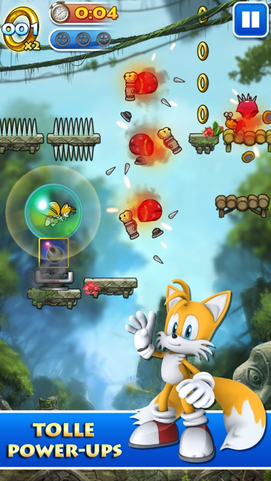 Sonic Jump™Screenshot von 5