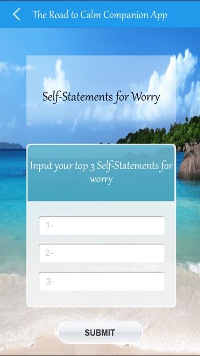 The Road To Calm Companion App-3