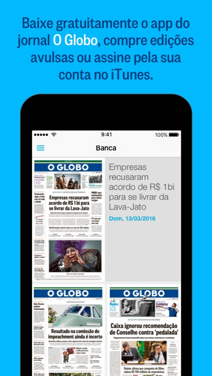 O Globo screenshot-1