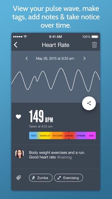 Screenshot for Segera Kadar Jantung+ in Malaysia App Store