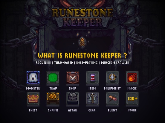 Runestone Keeper Screenshot