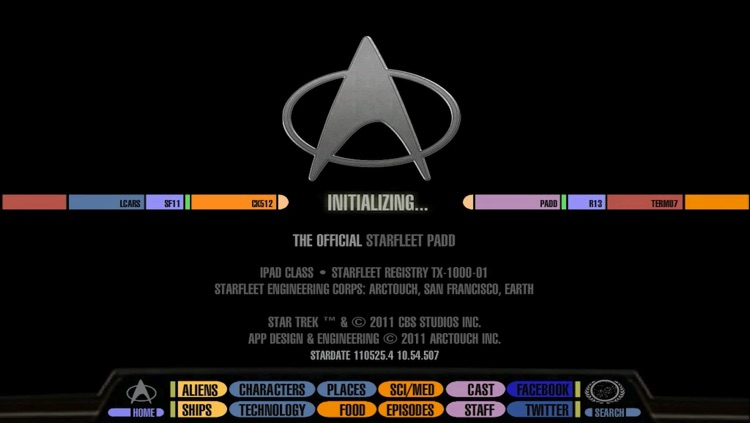 Star Trek™ PADD