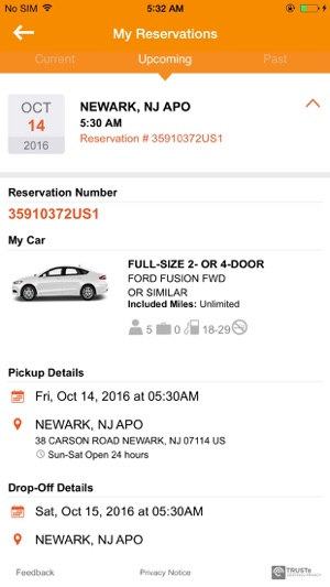 Budget – Car Rental on the App Store