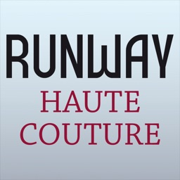 Close-Up Runway Haute Couture