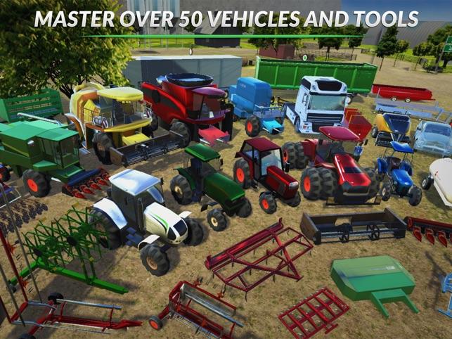 Farming PRO 2015 Screenshot