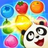 Panda Juice - matching 3 fruit puzzle adventure - iPadアプリ