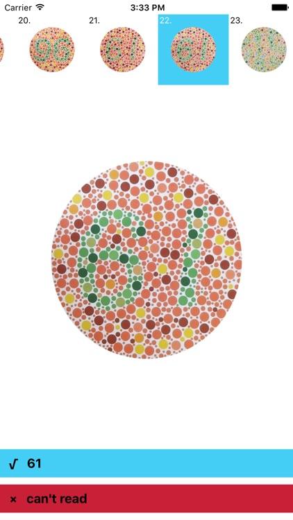 Color-Blindness Test