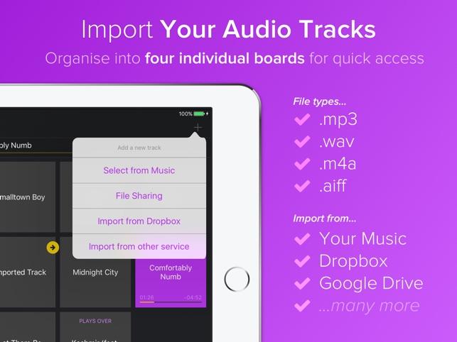Soundboard Studio Lite on the App Store