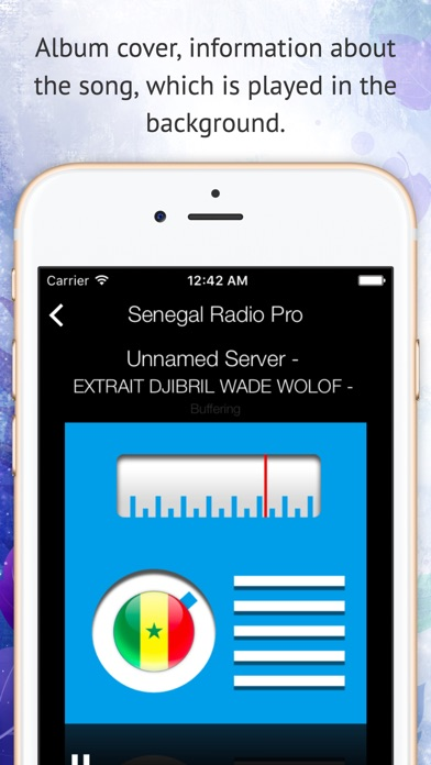 点击获取Senegal Radio Pro