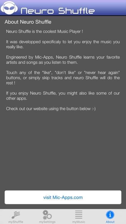 Neuro Shuffle screenshot-4