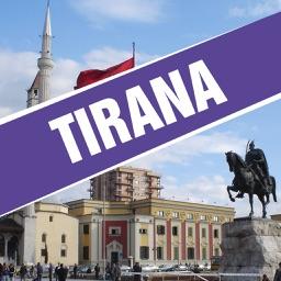 Tirana City Offline Travel Guide