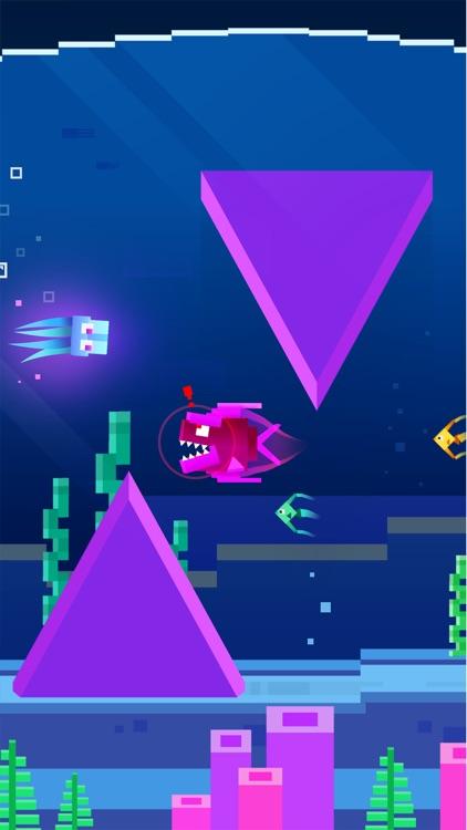 Fishy Bits screenshot-4