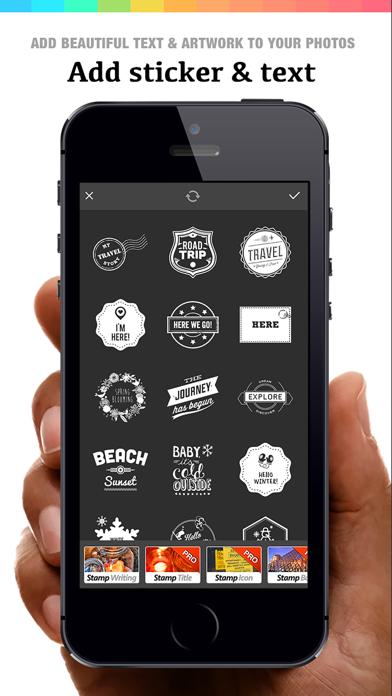 Collage 360 - photo editor, collage maker & creative design App ScreenShot4