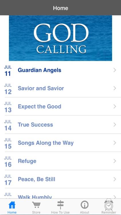 God Calling 40 Day Version
