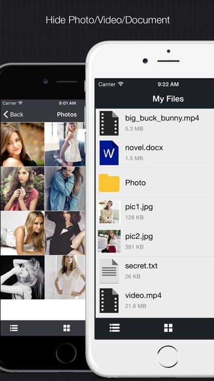 Private Calculator Free : File Hider, Secret Photo Video Browser and Image Downloader