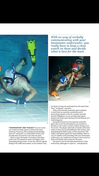 Scuba Diver Magazine screenshot-2
