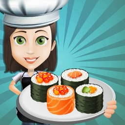 My Sushi Cafe : Master-Chef Japanese Cuisine & food Cooking Challenge pro