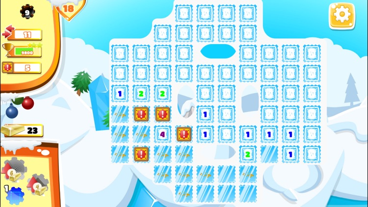 Little Minesweeper guy screenshot-3