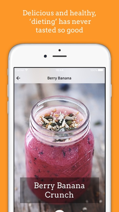 Jason Vale's 5-Day Juice Challenge (5lbs in 5 Days) app image
