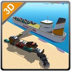 Activities of Cargo Ship Car Transporter – Drive truck & sail big boat in this simulator game