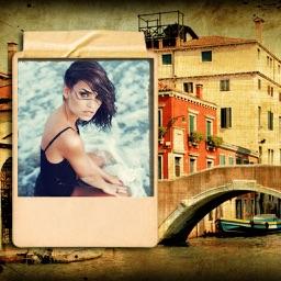 Vintage Photo Frame - Make Awesome Photo using beautiful Photo Frame