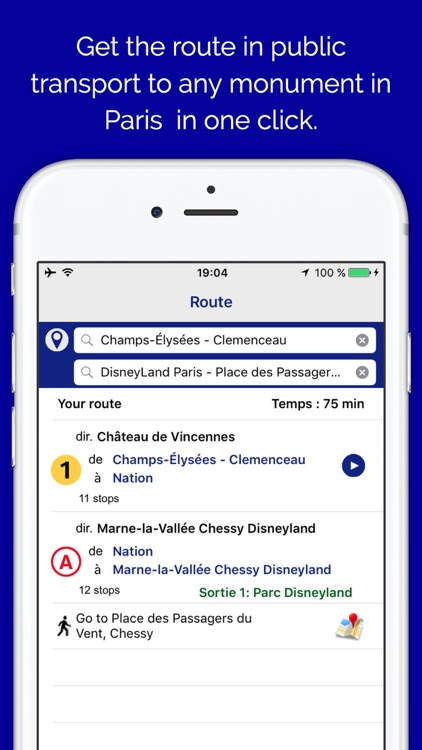 Visit Paris Guide Pro - transport, hotel, deals screenshot-1
