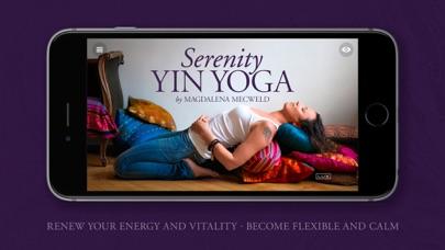 Yin yoga screenshot one
