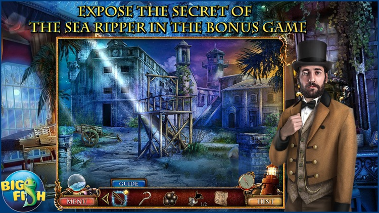 Sea of Lies: Tide of Treachery - A Hidden Object Mystery (Full) screenshot-3