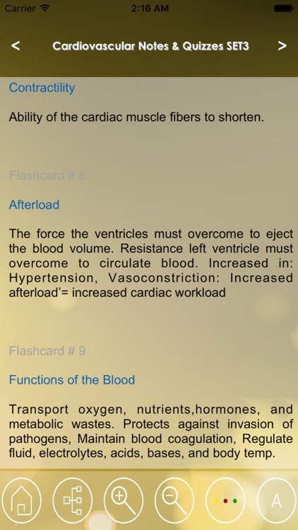 Cardiovascular Exam Review - Study Notes & Quiz - 3300 Flashcards Concepts & Q&A