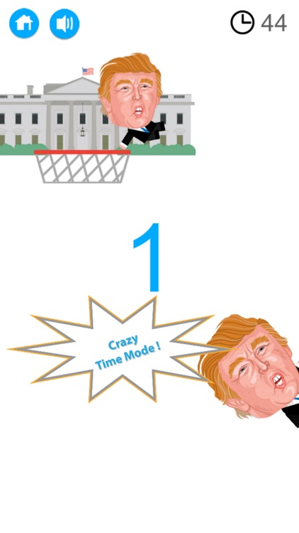 Dump Trump Dump vs Basketball Messenger : FREE screenshot-3