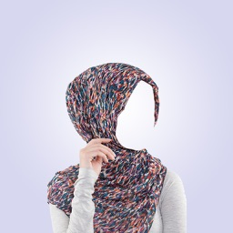 Hijab Photo Montage - Photo montage with own photo or camera
