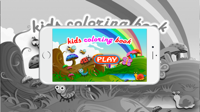 Coloring books (Animals2) : Coloring Pages & Learning Educational Games For Kids Free! screenshot one