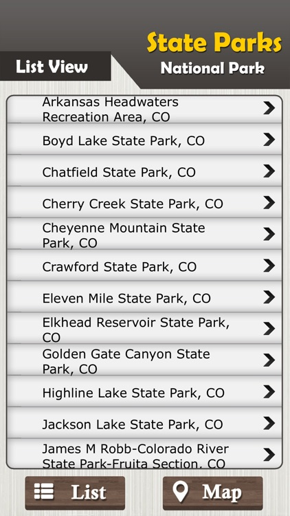Colorado State Parks & National Park Guide screenshot-2