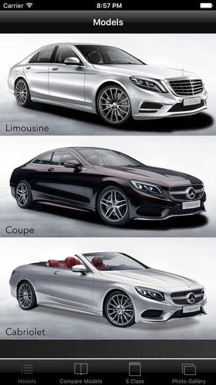 Specs for Mercedes Benz S-Class 2015 edition